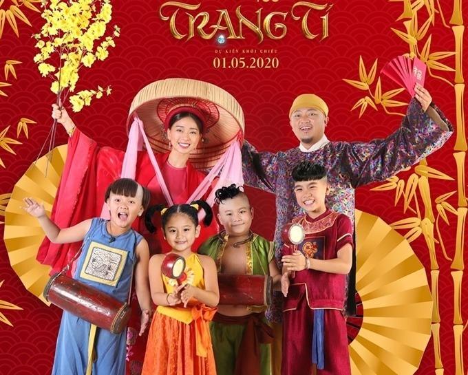 Trước khi chính phủ ban hành lệnh giãn cách xã hội, nhà sản xuất Ngô Thanh Vân đã tuyên bốphim Trạng Tí dời lịch công chiếu dịp lễ 30/4/2020 xuống ngày 12/2/2021 (tức mùng 1 Tết Tân Sửu). Tác phẩm lấy cảm hứng từ bộ truyện tranh Thần đồng đất Việt, xoay quanh những câu chuyện dân gian trong bối cảnh làng quê Việt Nam, cùng những khám phá của bốn bạn nhỏ Tí, Sửu, Dần, Mẹo. Phim bấm máy vào mùa hè 2019, với bối cảnh chủ yếu là Ninh Bình. Ngoài các phim kể trên, phim Bí mật của gió, Vô diện sát nhân,Tôi là não cá vàng từng bị hoãn chiếu trong đợt dịch chưa được xác nhận lịch ra rạp mới.