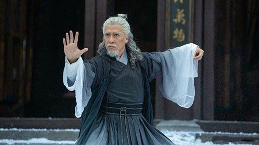 Chân Tử Đan đóng Trương Tam Phong.