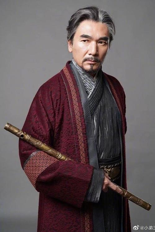 Phương Trung Tín vai Dương Tiêu tạm thời ít bị chê nhất.