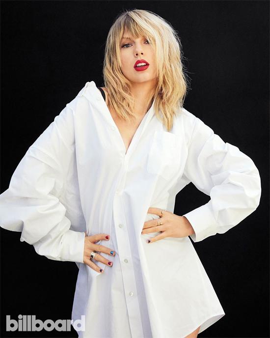 Taylor Swift hiện là một trong những ca sĩ giàu nhất thế giới.