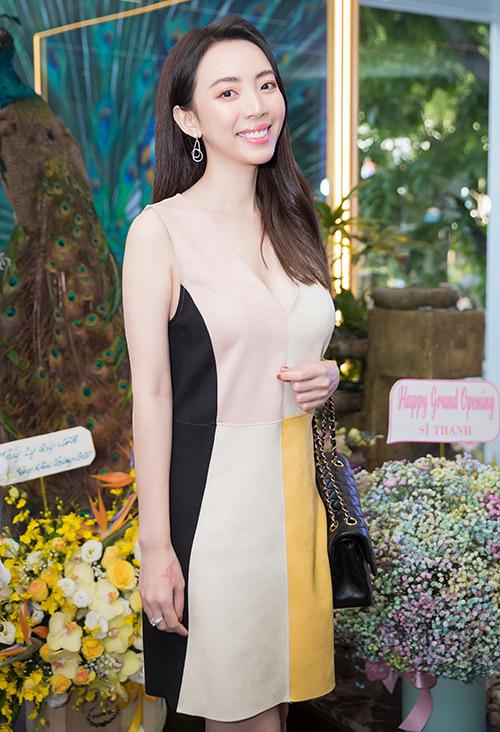 Hoa hậu hài Thu Trang luôn ủng hộ ông xã thử sức với những lĩnh vực mới, ngoài nghệ thuật.