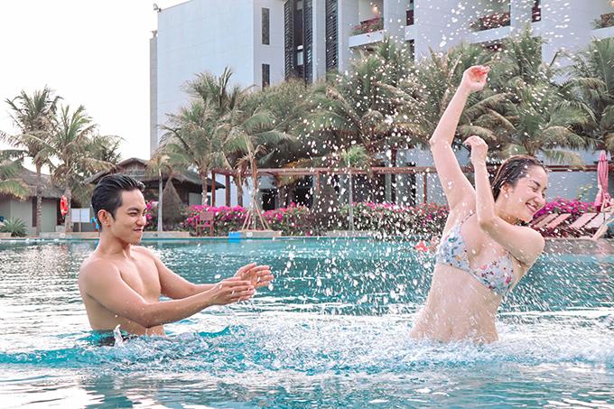 Hiện tại, vợ chồng Khánh Thi trở lại cuộc sống thường nhật khi Kubi đã trở lại trường mẫu giáo và trung tâm dance sport của cặp vợ chồng đã mở cửa. Cả hai còn có nhiều dự án nghệ thuật sẽ sớm hé lộ trong thời gian tới.