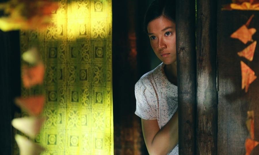 Hoàng Yến Chibi vào vai cô gái câm điếc.