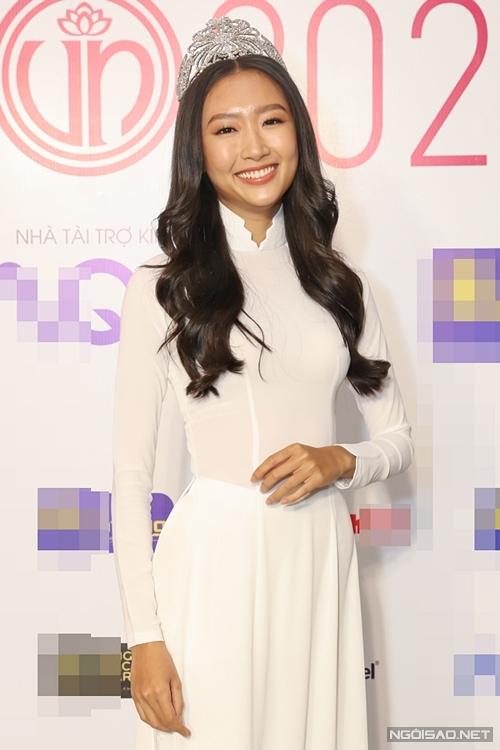 Hoa hậu Sinh viên Thế giới 2019 Thanh Khoa.