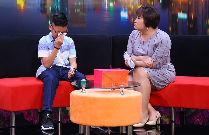 Bé Mai Duy chia sẻ những suy nghĩ của mình về chuyện ba mẹ ly hôn với tiến sĩ tâm lý Tô Nhi A trong chương trình Điều Con Muốn Nói phát sóng lúc 20h30 hôm nay 16/5/2020 trên VTV9.