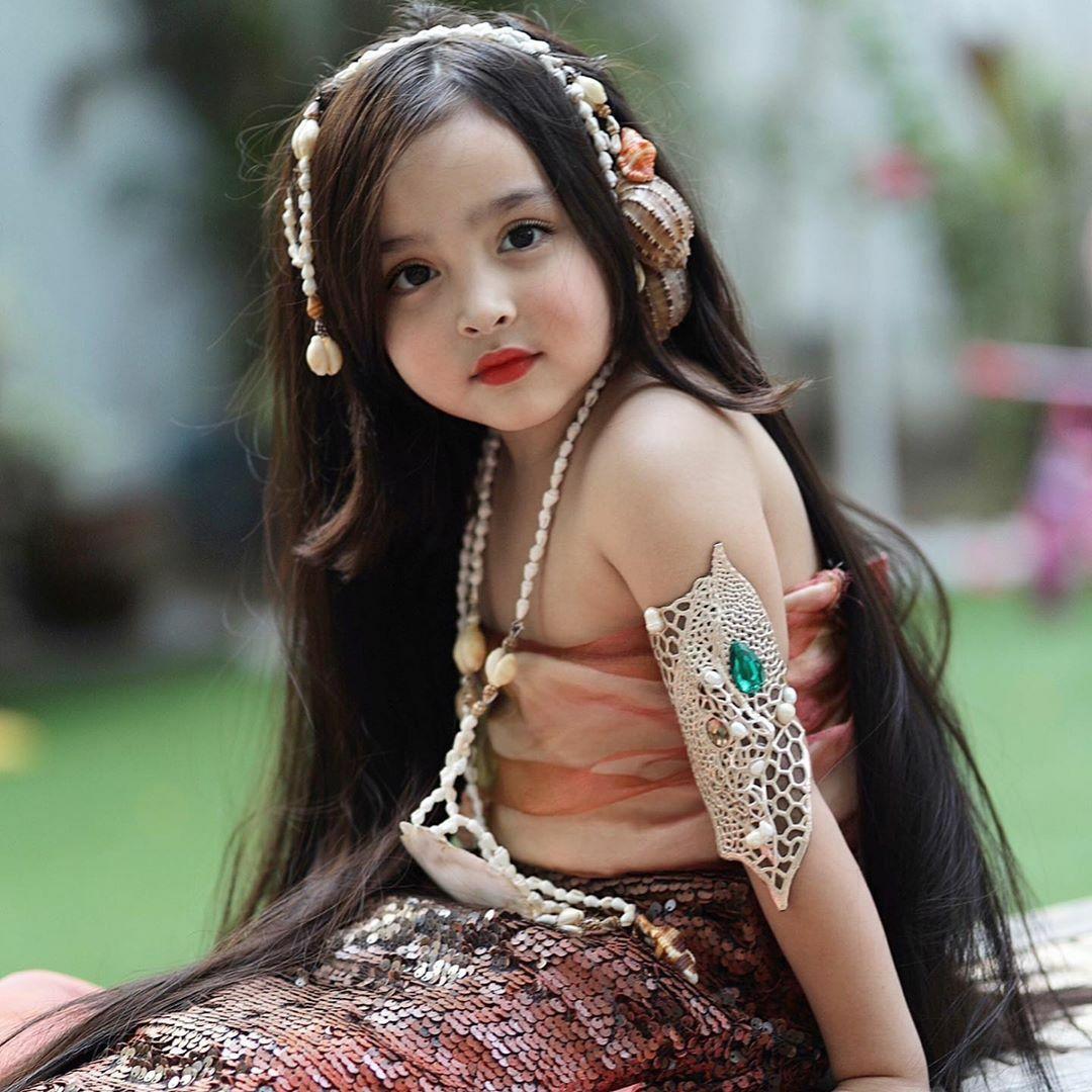 Con gái mỹ nhân đẹp nhất Phillippines nổi tiếng hơn cả mẹ - 4