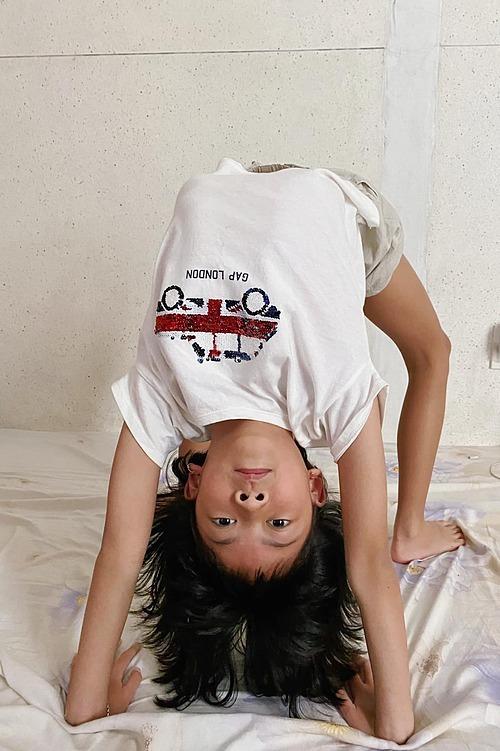 Con gái như siêu mẫucủa Bình Minh