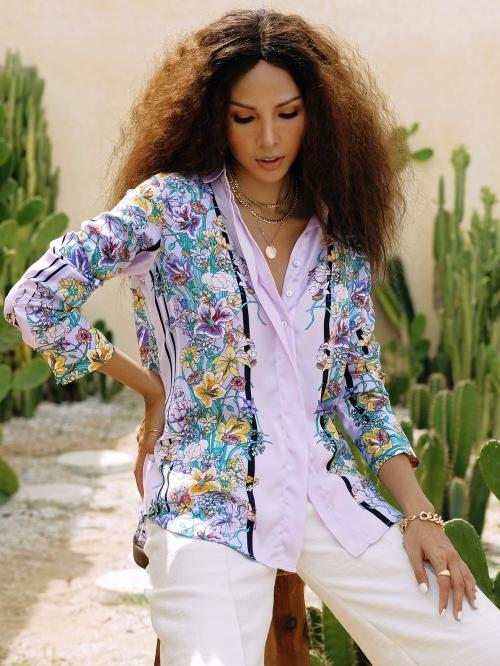 Minh Triệu sinh năm 1988, đoạt giải đồng Siêu mẫu Việt Nam 2008. Gần đây, cô xây dựng một thương hiệu thời trang riêng. Ở tuổi 32, cô mong muốn hướng đến hình ảnh người phụ nữ quyền lực, thanh lịch.