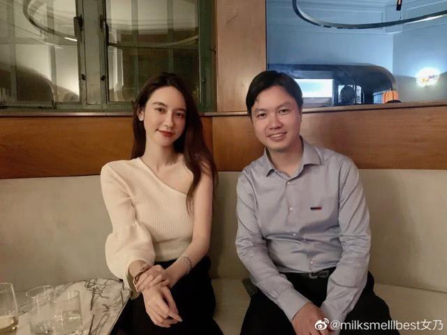 Trương Đại Dịch khoe sắc vóc trong sự kiện hôm 28/5.