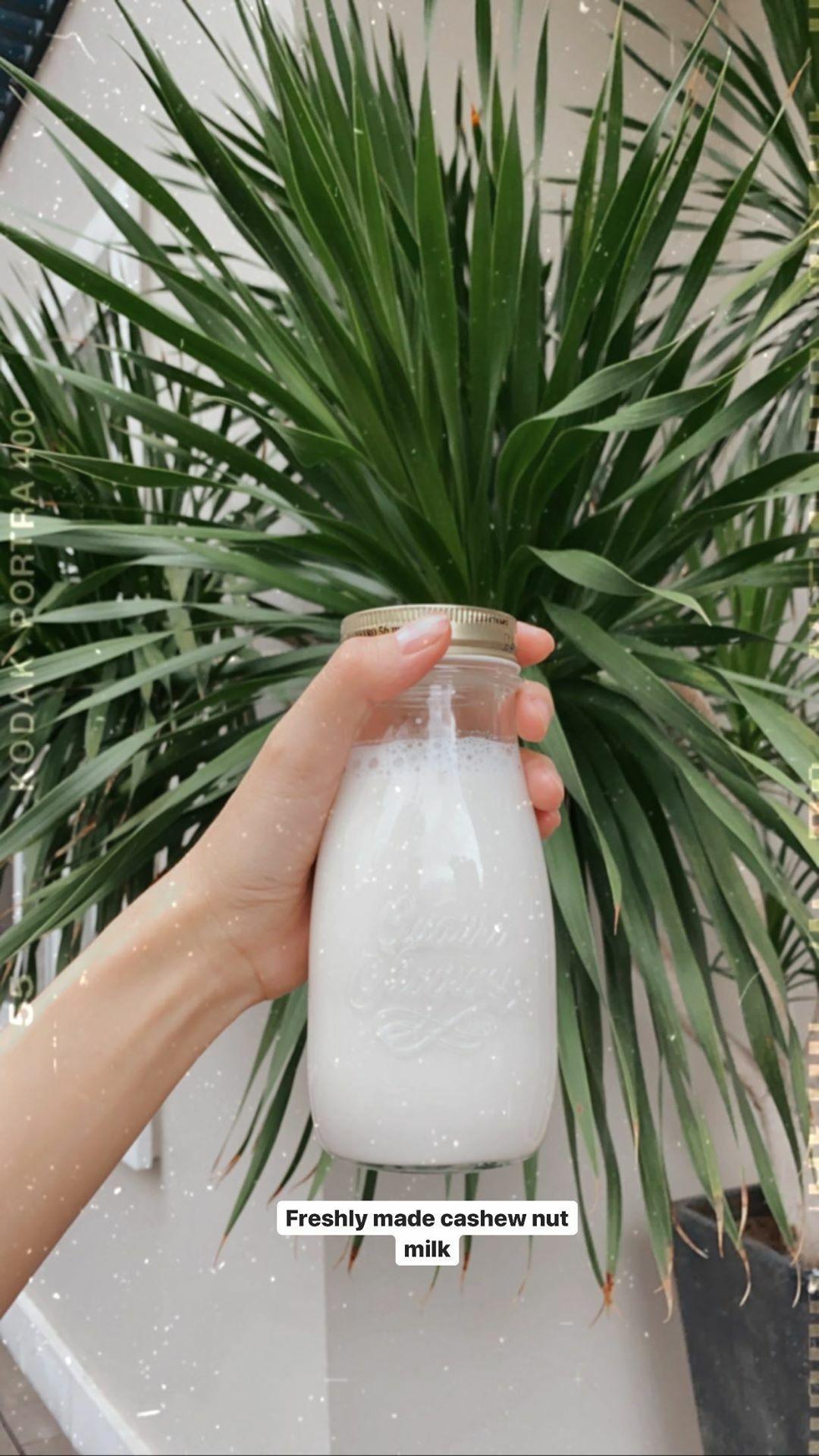 2 món sữa hạt khiến Tăng Thanh Hàmê mẩn - 2