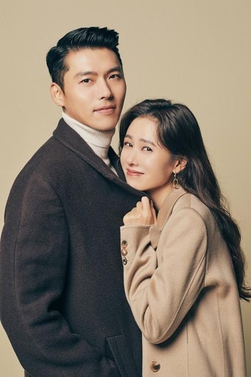 Hyun Bin và Son Ye Jin.