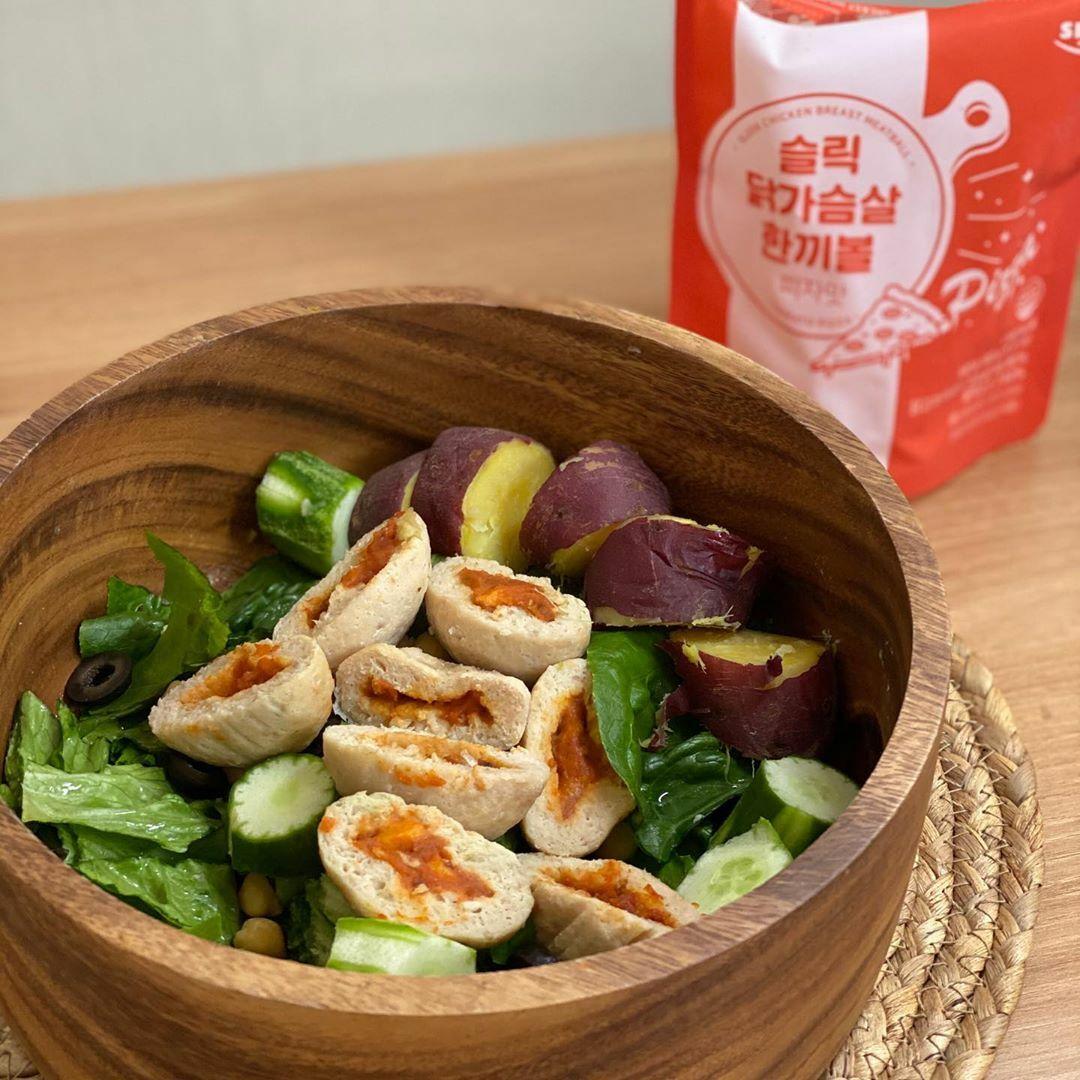Thay cơm bằng khoai langgiúp gái Hàn giảm 49 kg - 16
