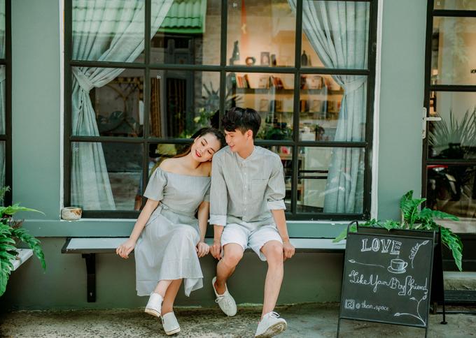 Lúc mới yêu được 3-4 tháng, gia đình Thanh Tâm ngỏ ý muốn uyên ương cưới sớm nhưng vì chưa chắc chắn với tình cảm của mình nên Trang xin hoãn, muốn tìm hiểu Tâm thêm.