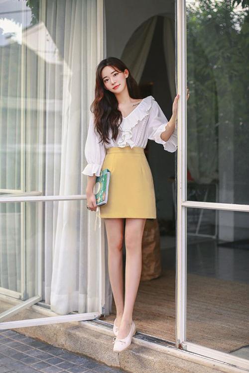 Áo blouse mùa hè - 12