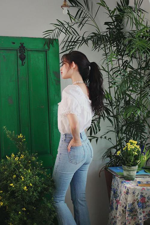 Áo blouse mùa hè - 8