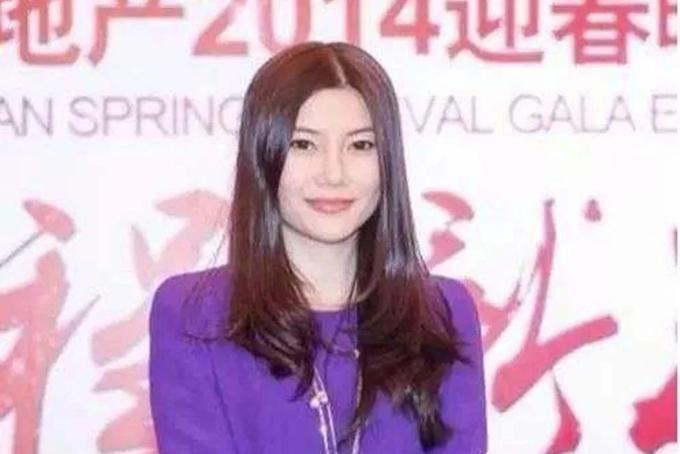 Hình ảnh hiếm hoi của nữ tỷ phú Ji Kaiting. Ảnh: SCMP.
