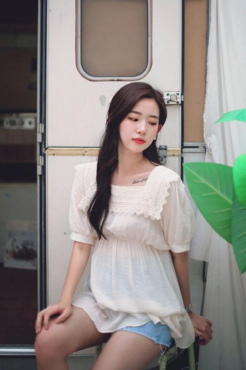 Áo blouse mùa hè - 16