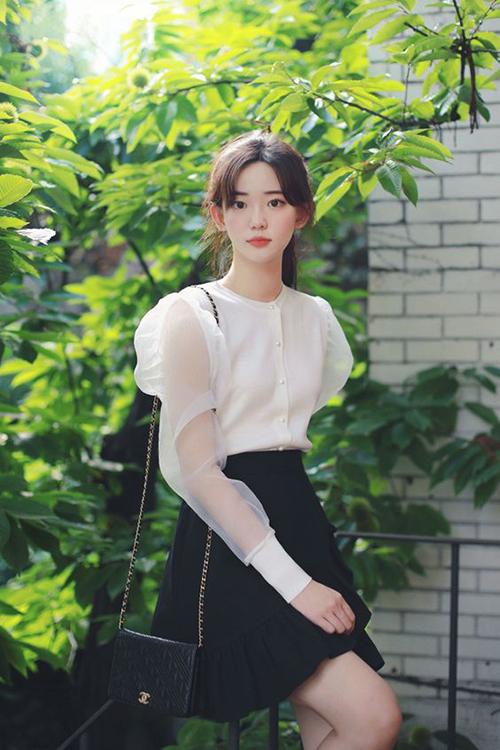 Áo blouse mùa hè - 18