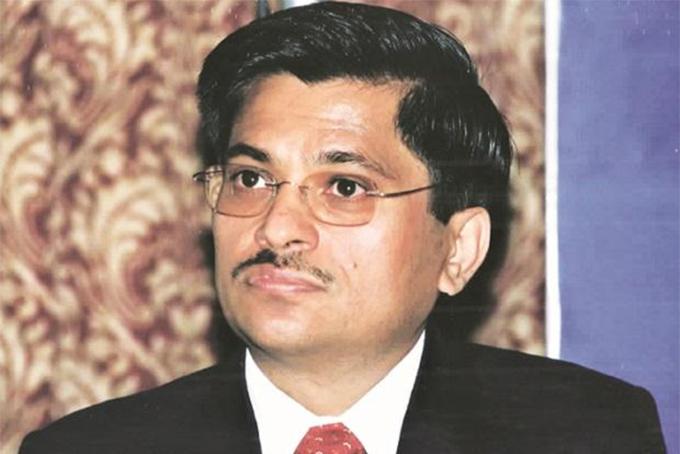 Ông Manoj Modi, người được xem là cánh tay phải của tỷ phú Mukesh Ambani. Ảnh: Hindutimes.