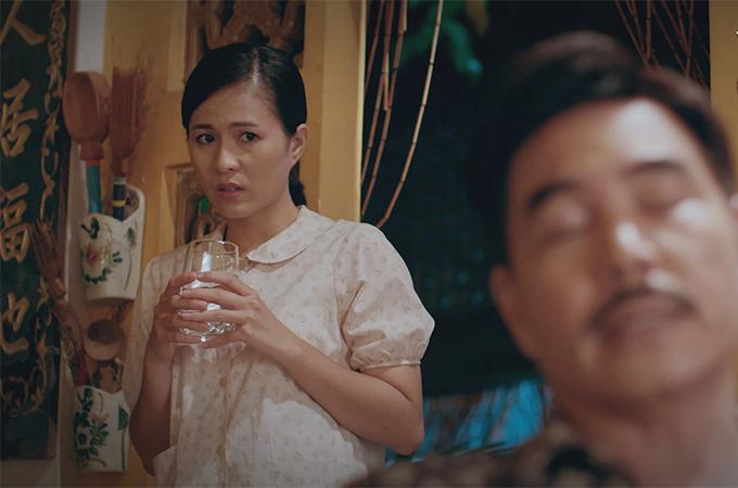 Thùy Trang lột xác với vai tiểu tam ma mãnh, mưu mô.