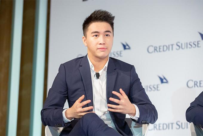 Mario Ho, con trai vua sòng bạc Stanley Ho. Ảnh: Macau news.