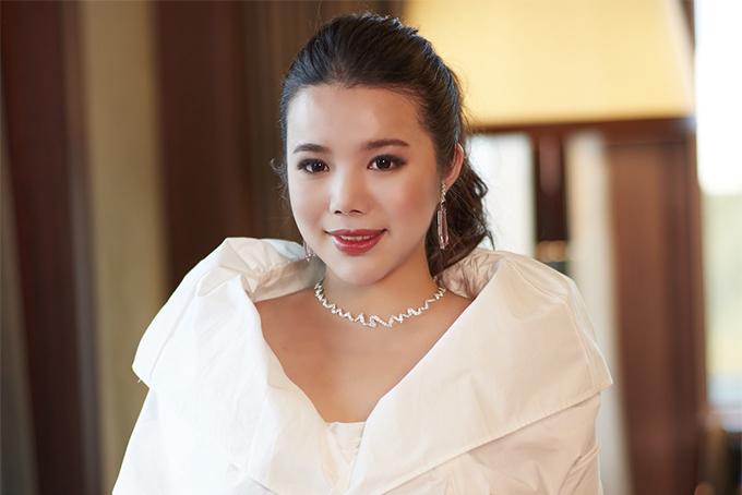 Wendy Yu, con gái của tỷ phú Jingyuan Yu. Ảnh: Instagram.