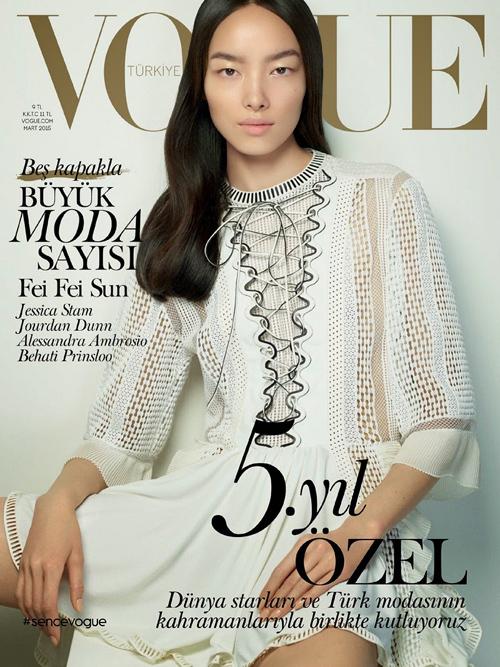 Fei Fei SunCô sinh năm 1989, cao 1,79 m. Năm 2008, cô bắt đầu sự nghiệp người mẫu khi đại diện Trung Quốc tham gia thi Elite Model Look và đứng thứ ba toàn cầu. Cô đặt chân lên sàn diễn quốc tế đầu tiên hồi tháng 2/2010, ở show Christopher Kane, sau đó liên tục catwalk cho nhiều nhà mốt lớn như Chanel, Dior, Hermes, Givenchy... Người đẹp còn trở thành gương mặt đại diện của Louis Vuitton, Valentino, Prada, mỹ phẩm Dolce & Gabbana, Giorgio Armani...
