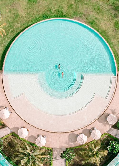 3 khu nghỉ có bể bơihình dáng độc đáo ở Việt Nam - 2
