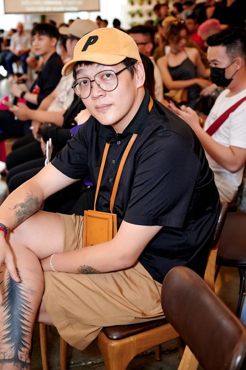 Nhà thiết kế Tăng Thành Công.