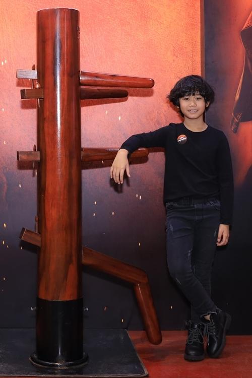 Diễn viên triển vọng Huy Khang (phim Hạnh phúc của mẹ)