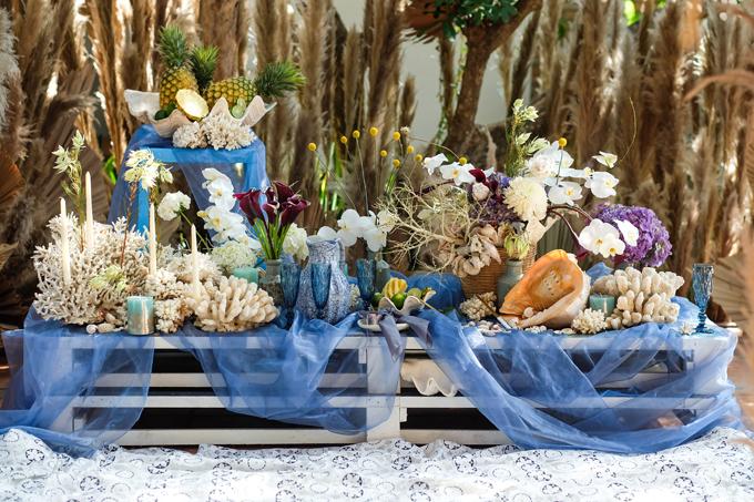 Sau Covid-19, chị Mỹ Tiên (florist quốc tế) dự đoán về xu hướng cưới sẽ lên ngôi: travel wedding. Đây là đám cưới dành cho cô dâu, chú rể và người thân trong vòng 2-3 ngày tại một địa danh nổi tiếng, điểm du lịch...