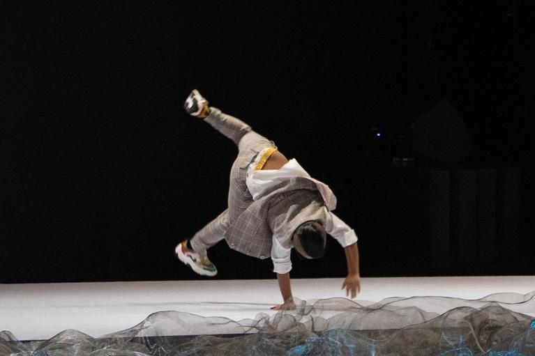 Con gái Xuân Lan, con trai Đỗ Mạnh Cường tỏa sáng trên sàn diễn - 6