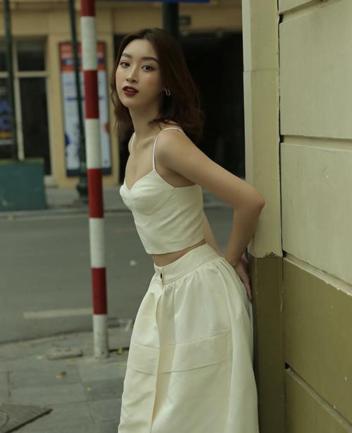 Hoa hậu Việt đọ street style hè