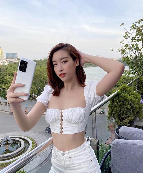 Hoa hậu Việt đọ street style hè - 4