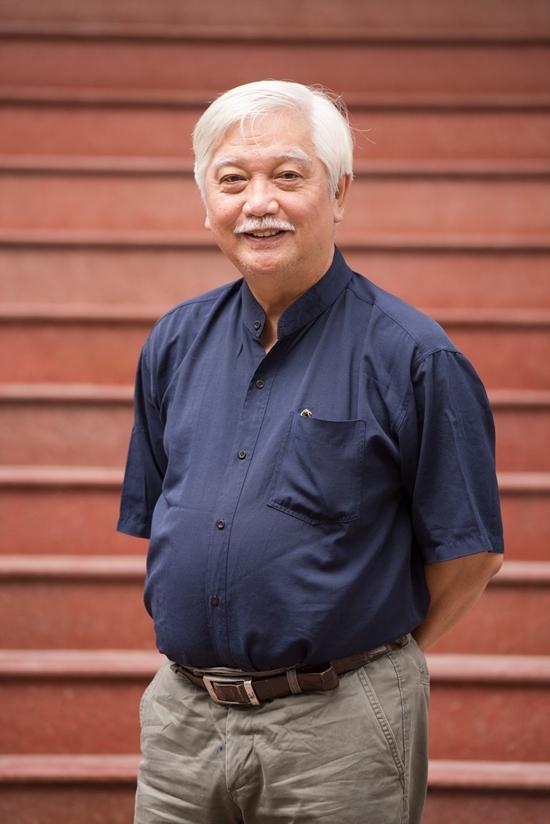 Nhà sử học Dương Trung Quốc là trưởng Ban giám khảo của cuộc thi năm nay.
