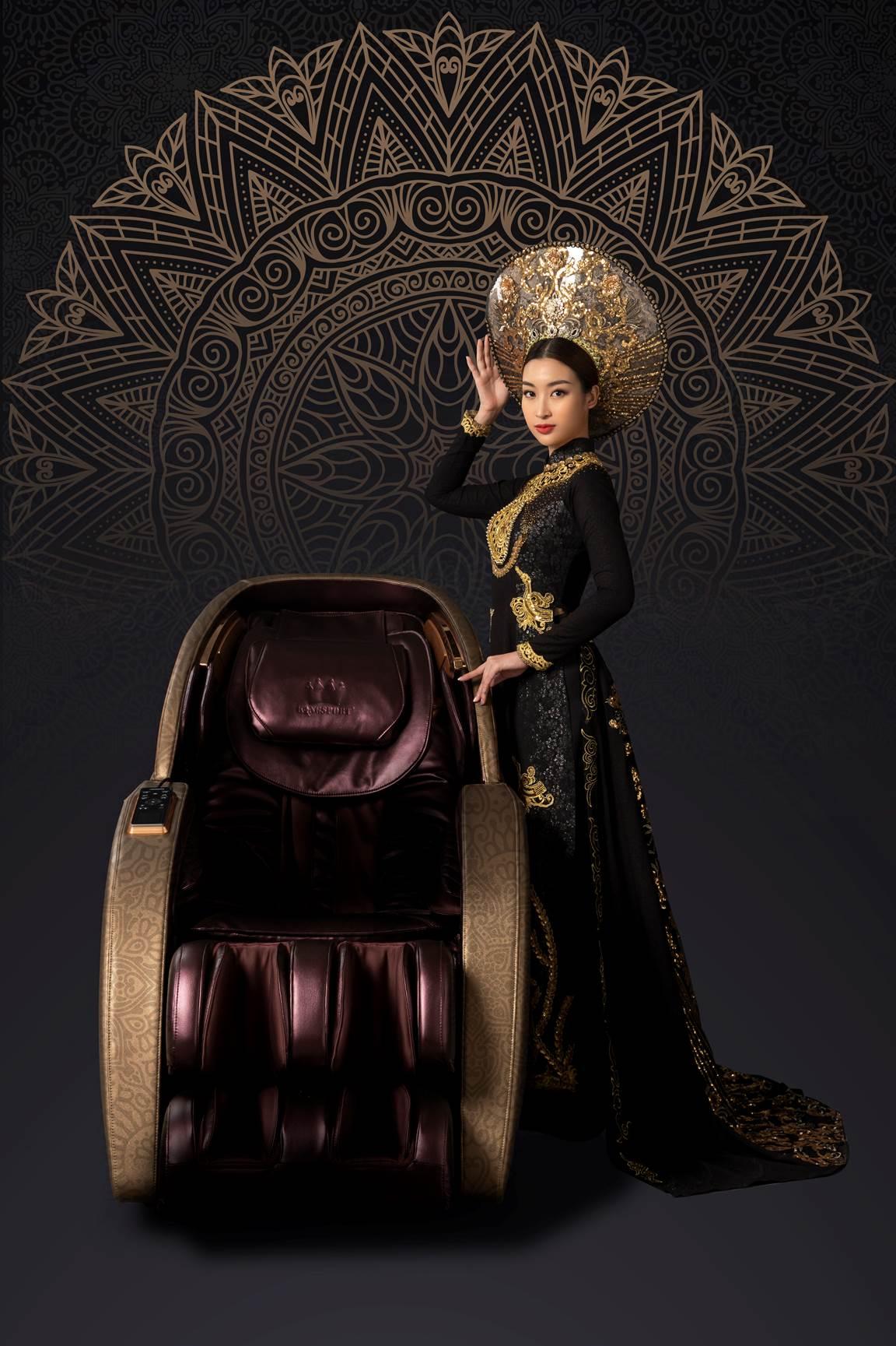 Với chiều cao 1m71, thân hình chuẩn và gương mặt xinh đẹp chuẩn Á Đông, nền nã, Đỗ Mỹ Linh được nhiều khán giả hâm mộ ưu ái gọi là Hoa hậu mặc áo dài gây thương nhớ nhất.