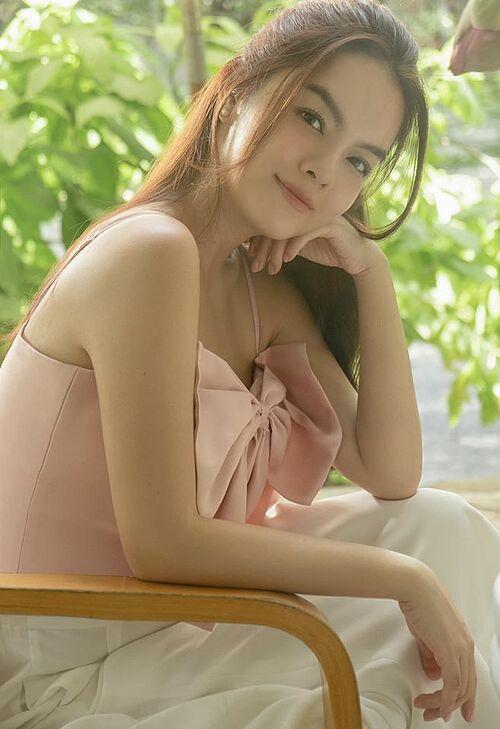 Ca sĩ Phạm Quỳnh Anh ngày càng xinh đẹp, rạng rỡ.