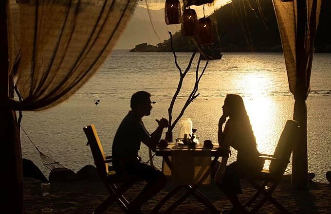 Khoảnh khắc lãng mạn, hạnh phúc của Thanh Vân Hugo và bạn trai.