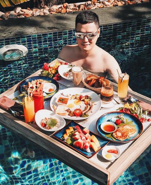 3 resort ở vịnh Ninh Vân hút sao  - 6