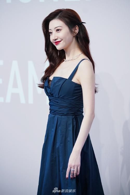Đệ nhất mỹ nữ Bắc Kinh Cảnh Điềm.