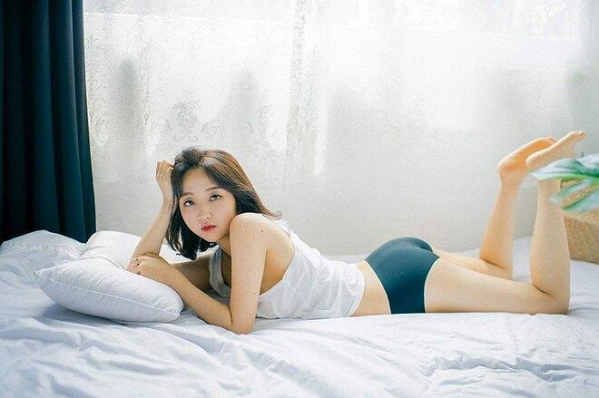 9X Hàn Quốc lột xác hoàn toàn sau khi giảm cân.