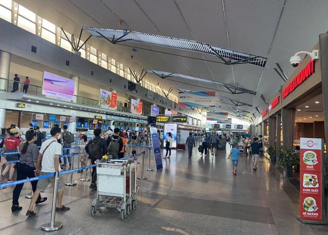 Kế hoạch đổi vé của các hãng hàng không với chặng Đà Nẵng.