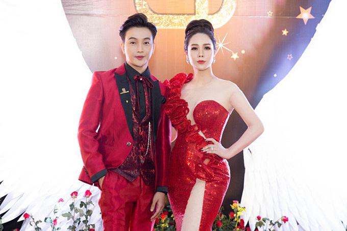 Nhật Kim Anh và Ti Ti.