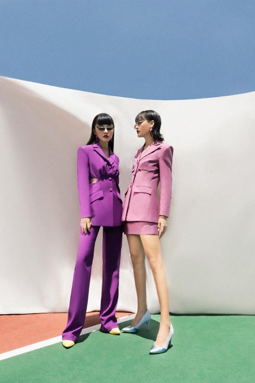 Bộ sưu tập Connect của thương hiệu Việt giúp phái đẹp công sở xây dựng hình ảnh năng động và sành điệu cùng xu hướng thời trang 2020.