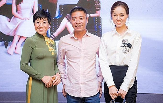 Bạn gái Công Lý có quan hệ hòa hợp với MC Thảo Vân.