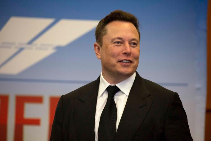 Elon Musk - CEO Tesla chứng kiến tài sản tăng gấp đôi kể từ đầu năm. Ảnh: CNBC.