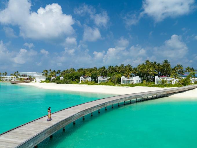 Resort ở Maldives cho giới nhà giàu giãn cách xã hội