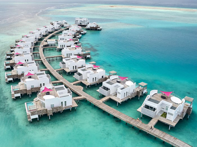 Resort ở Maldives cho giới nhà giàu giãn cách xã hội - 2