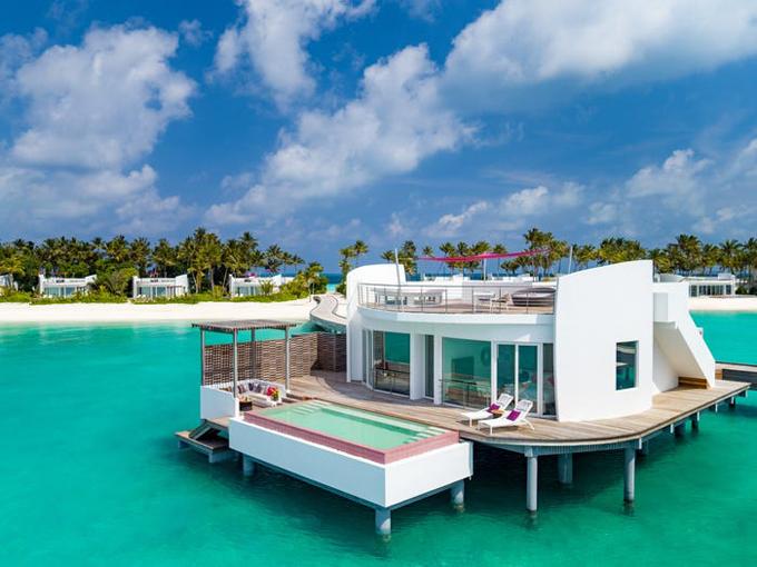 Resort ở Maldives cho giới nhà giàu giãn cách xã hội - 4