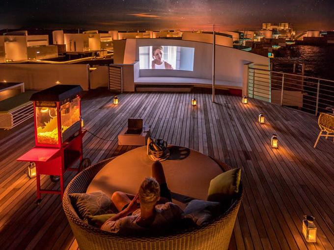 Resort ở Maldives cho giới nhà giàu giãn cách xã hội - 12